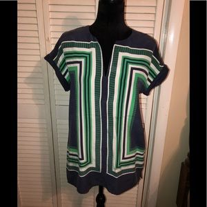Cynthia Rowley 100% silk blouse